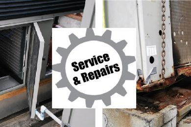 SERVICE AND REPAIRS